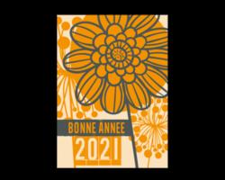 462-fleur-orange-moderne
